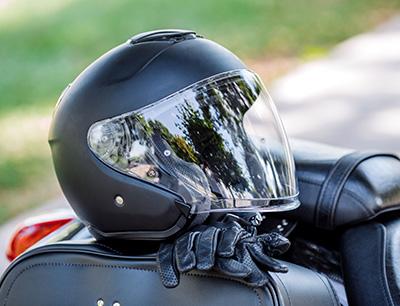 Equipamiento para motos